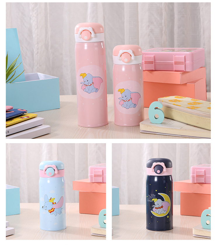 Portable Thermos Cup Stainless Steel Large Capacity Gift Customized Business Thermos Cup